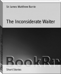 The Inconsiderate Waiter