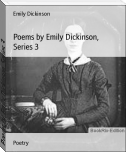 Poems by Emily Dickinson, Series 3