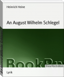 An August Wilhelm Schlegel