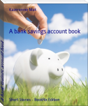 A bank savings account book