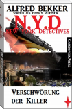 N.Y.D. - Verschwörung der Killer (New York Detectives)