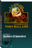 Tony Ballard #16: Spinnen-Horror