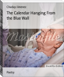 The Calendar Hanging From the Blue Wall