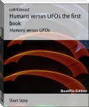 Humans versus UFOs the first book