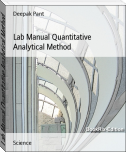 Lab Manual Quantitative Analytical Method