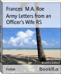 Army Letters from an Officer's Wife RS