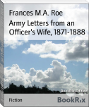 Army Letters from an Officer's Wife, 1871-1888