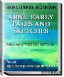 ARNE: EARLY TALES AND SKETCHES