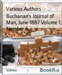 Buchanan's Journal of Man, June 1887 Volume 1, Number 6