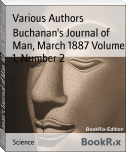 Buchanan's Journal of Man, March 1887 Volume 1, Number 2