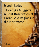 : Klondyke Nuggets        A Brief Description of the Great Gold Regions in the Northwest