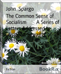 The Common Sense of Socialism        A Series of Letters Addressed to Jonathan Edwards, of Pittsburg