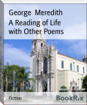 A Reading of Life        with Other Poems
