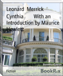 Cynthia        With an Introduction by Maurice Hewlett