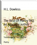 The Best Of Poetry 180, an Allpoetry author