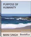 PURPOSE OF HUMANITY