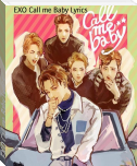 EXO Call me Baby Lyrics