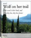 Wolf on her trail