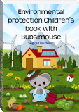 Environmental protection Children's book with Bubsimouse