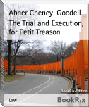 The Trial and Execution, for Petit Treason