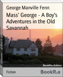 Mass' George - A Boy's Adventures in the Old Savannah