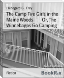 The Camp Fire Girls in the Maine Woods        Or, The Winnebagos Go Camping