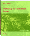 The feelings we hide but need to share