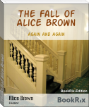 The Fall of Alice Brown