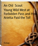 Young Wild West at  Forbidden Pass and How Arietta Paid the Toll