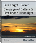 Campaign of Battery D, First Rhode Island light artillery
