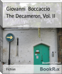 The Decameron, Vol. II