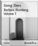 Barbara Blomberg, Volume 7.