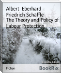 The Theory and Policy of Labour Protection