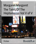 The Tales Of The Heptameron Vol V of V