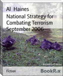 National Strategy for Combating Terrorism September 2006