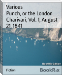 Punch, or the London Charivari, Vol. 1, August 21, 1841