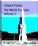 The World For Sale, Volume 3