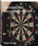 Canadian Dart Tournaments Results