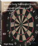 Benelux Darts Tournament Results