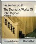 The Dramatic Works Of John Dryden