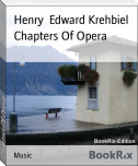 Chapters Of Opera
