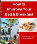How to Improve your Your Bed & Breakfast Success
