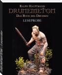 DRUNEMETON - Leseprobe