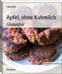 Apfel, ohne Kuhmilch