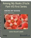 Among My Books (Fiscle Part-VI) First Series