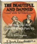 The Beautiful And Damned (Fiscle Part-Vi)