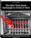 THE NEW YORK STOCK EXCHANGE IN THE CRISIS OF 1914 [Reprint]