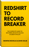 REDSHIRT TO RECORD BREAKER