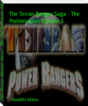 The Terran Ranger Saga - The Preliminaries Volume 3