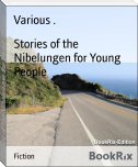 Stories of the Nibelungen for Young People